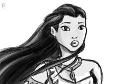 Pocahontas WIP
