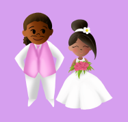 Ryan and Charlene Wedding logo
