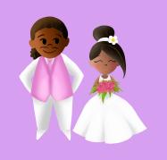 Ryan and Charlene Wedding logo