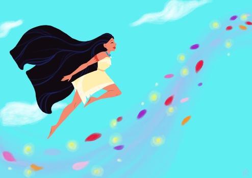 Pocahontas Leap