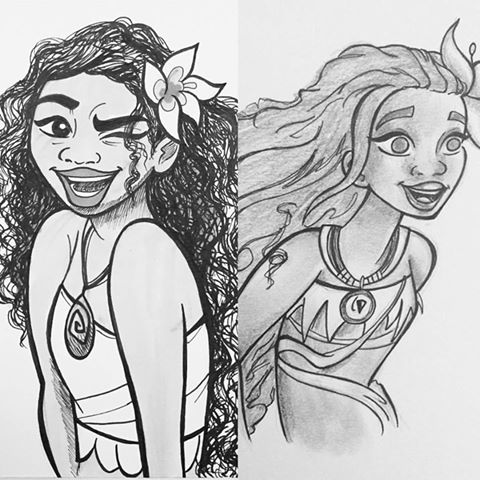 Moana Improvement
