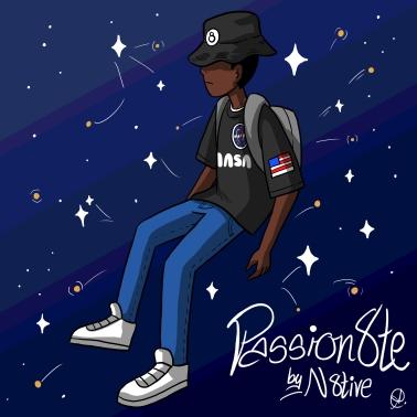 Passion8te Album Cover
